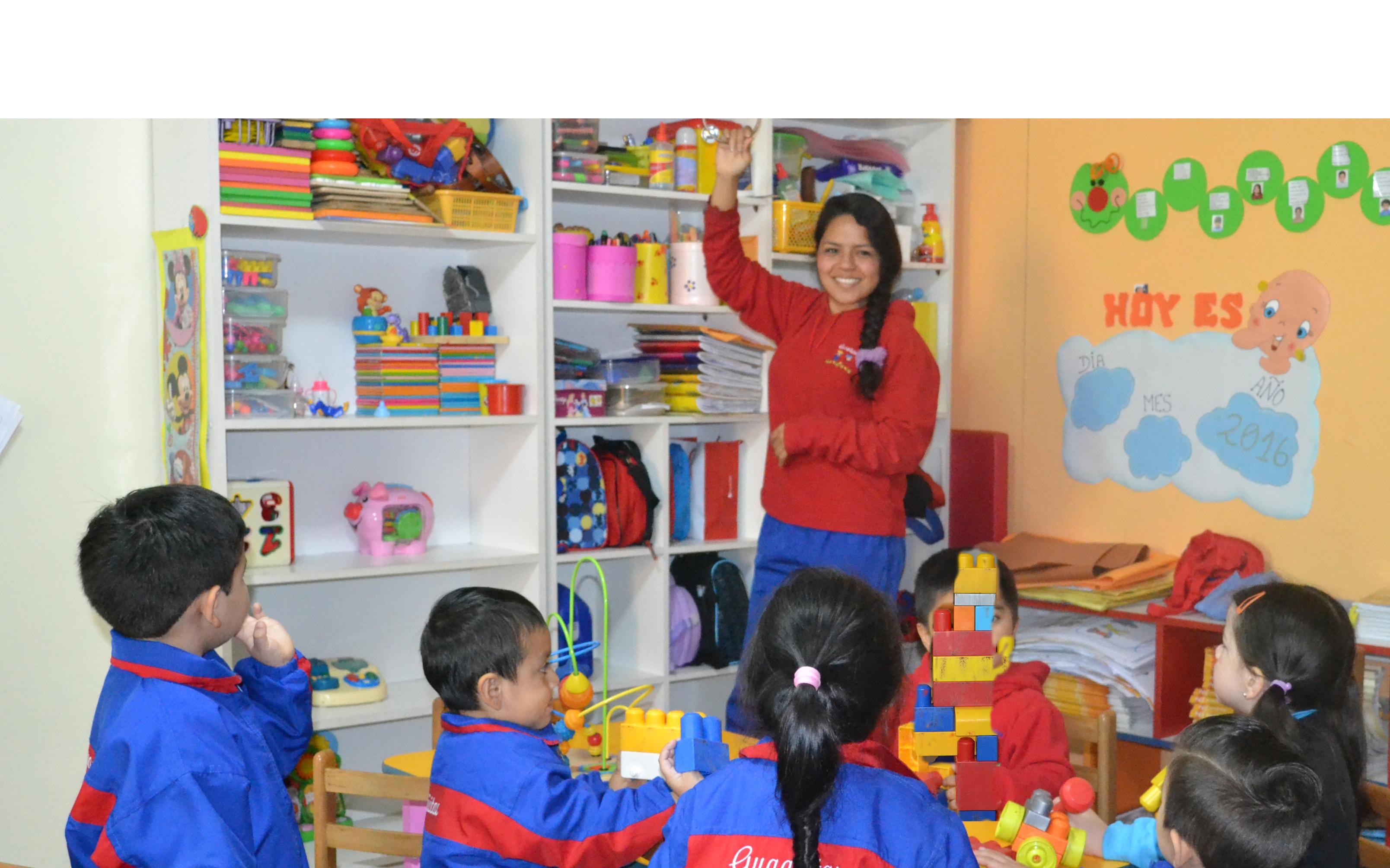 Auxiliar Educación Inicial